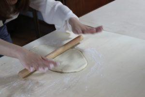 味噌煮込みうどん作り体験