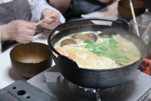 味噌煮込みうどん|名古屋体験教室